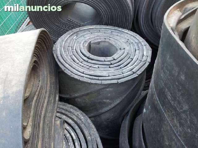 BANDAS TRANSPORTADORAS USADAS Y NUEVAS - foto 4