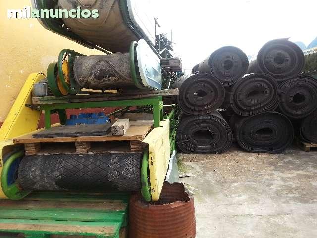 BANDAS TRANSPORTADORAS USADAS Y NUEVAS - foto 6