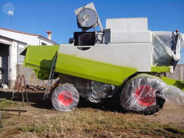 PINTURA DE MAQUINARIA AGRICOLA - foto 4