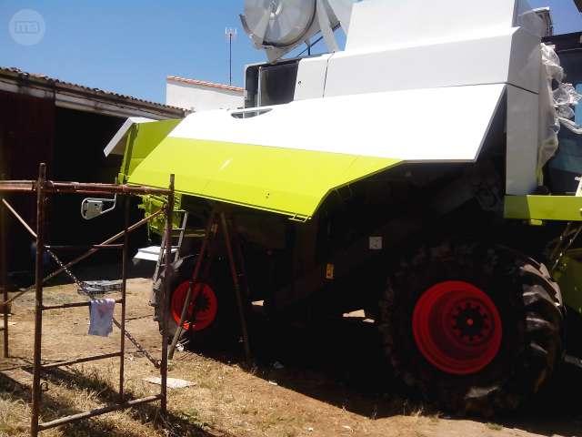 PINTURA DE MAQUINARIA AGRICOLA - foto 6
