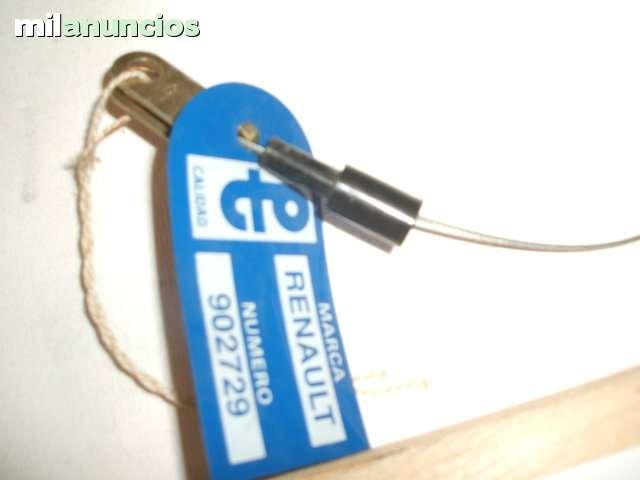 CABLE ACELERADOR RENAULT 5, SUPER,  EXPRES - foto 2