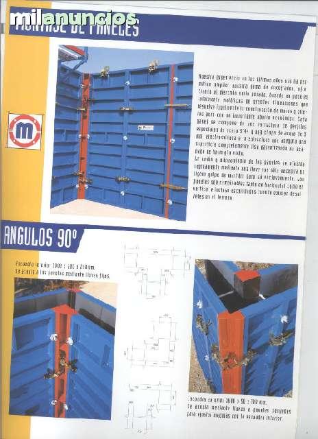 PANELES DE MURO Y ENCOFRADO PLACAS - foto 2