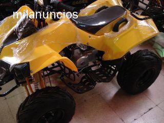 MINIQUAD ATV HAMMER NUEVO A ESTRENAR - foto 2