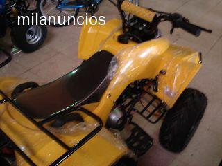 MINIQUAD ATV HAMMER NUEVO A ESTRENAR - foto 4