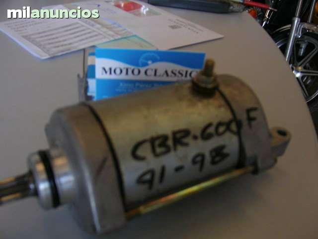 MOTOR ARRANQUE HONDA CBR-600 F (91/98) - foto 1