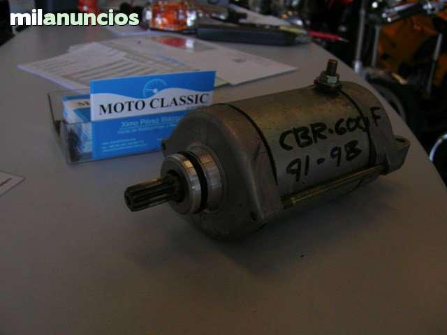 MOTOR ARRANQUE HONDA CBR-600 F (91/98) - foto 2