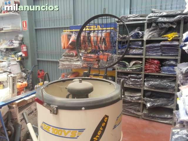 MEZCLADORA INHERSA DZ-100 VS NUEVA - foto 4