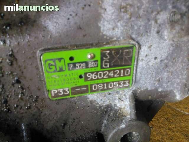 CAJA DE CAMBIOS AUTMATICA BMW 320D 150CV - foto 2