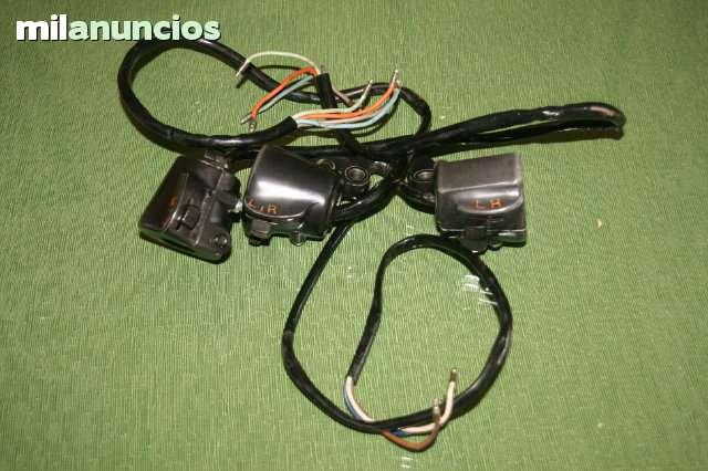 MANDO LUCES HONDA CB 125 DEL 81 - foto 1