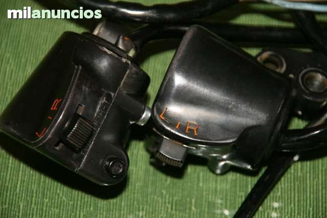 MANDO LUCES HONDA CB 125 DEL 81 - foto 2