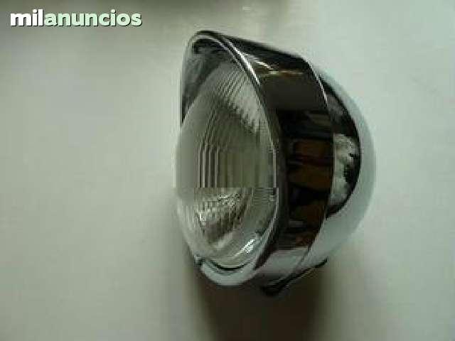 LAMPARA PRINCIPAL DE HONDA REBEL CMX250 - foto 1