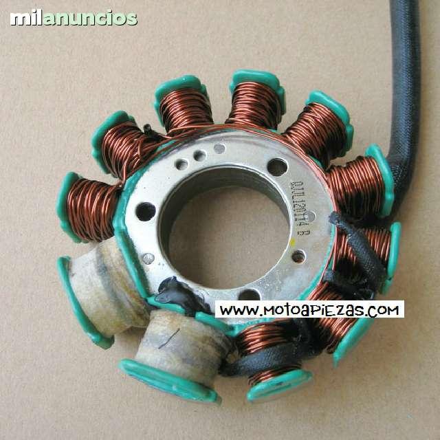 ESTATOR HONDA REBEL CMX250 CA 250 NUEVOS - foto 3