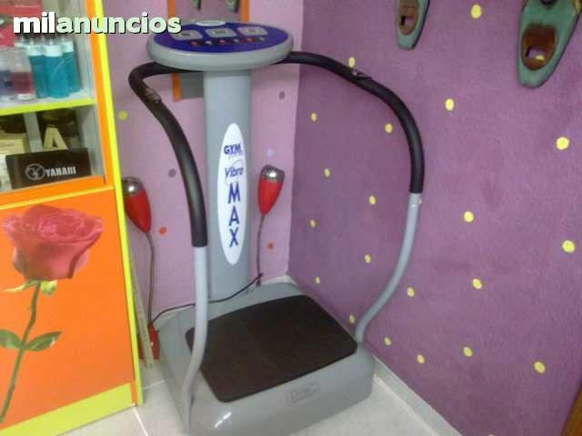 VENDO MAKINA VIBROMAX NUEVA - foto 3