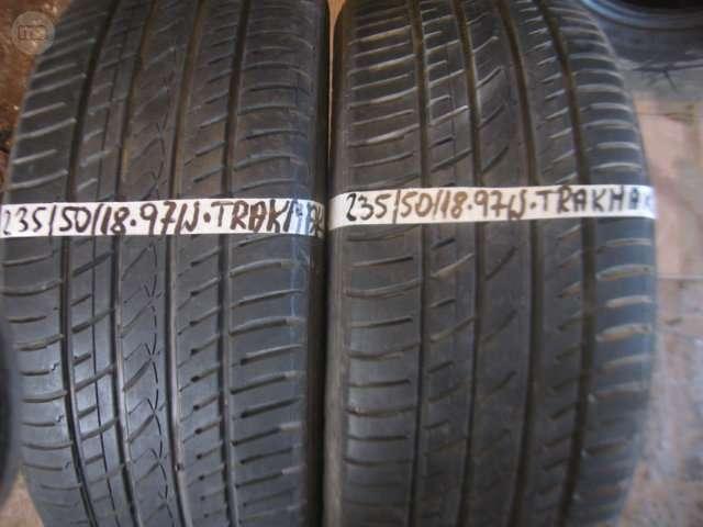 NEUMATICOS USADO 235/50/18 97V DOS 60€ - foto 2