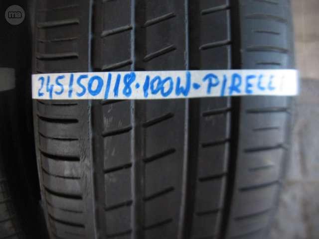 NEUMATICOS USADO 235/50/18 97V DOS 60€ - foto 8