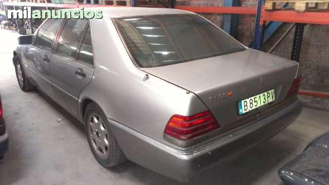DESPIECE  COMPLETO MERCEDES  W140 S500 A - foto 2
