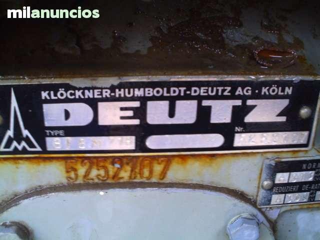GRUPO ELECTROGENO 250 KVAS DEUTZ - foto 4