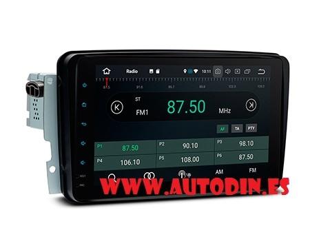 RADIO GPS ADNAVI  CLASE C W203 00-04 - foto 1