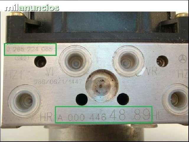 MODULO ABS MERCEDES VITO 0265224065 - foto 1