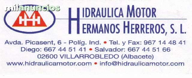 HIDRÁULICA MOTOR - foto 1