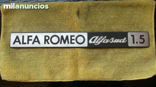 ANAGRAMA ALFA ROMEO ALFASUD 1. 5 - foto 1