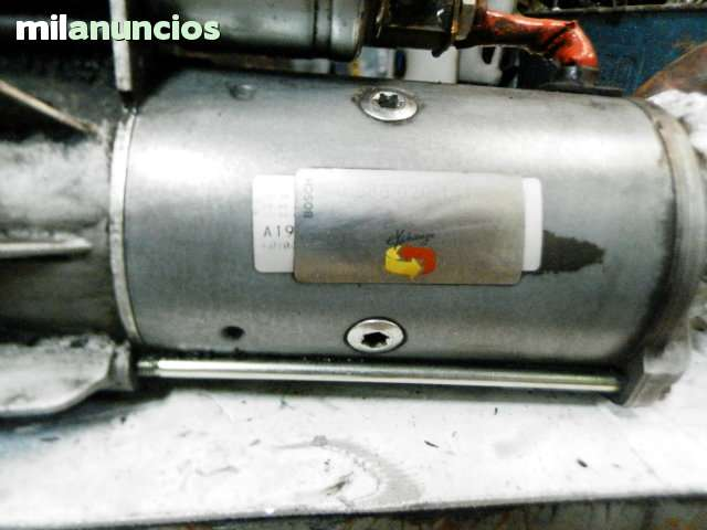 VENDO MOTOR DE ARRANQUE RENAULT TRAFFIC - foto 4