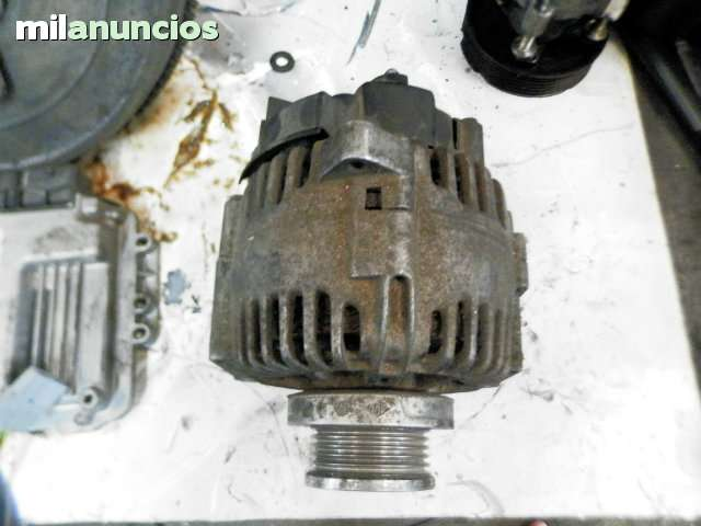 VENDO ALTERNADOR - CATALIZADOR Y TURBO - foto 2