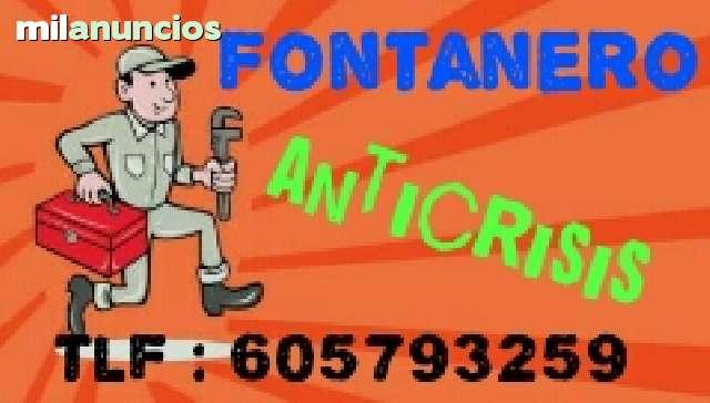 FONTANERO ANTI CRISIS - foto 1
