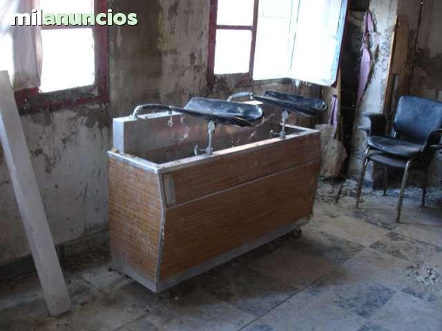 LAVACABEZAS ANTIGUO DE DOS PLAZAS - foto 1