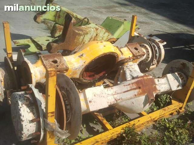 GRUPO TRASERO VOLVO A25C 1523508-8 - foto 1