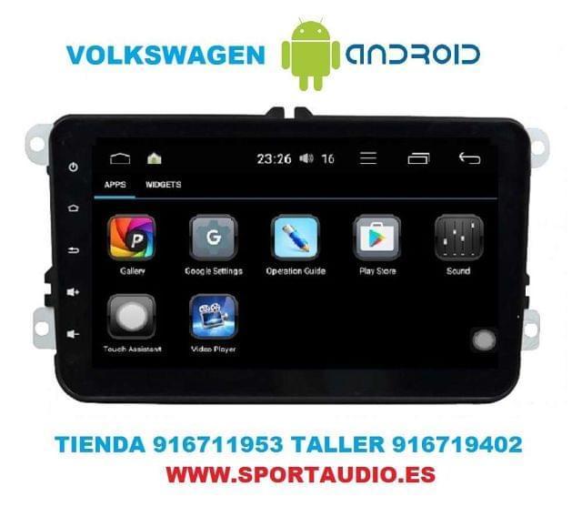 NAVEGADOR RADIO DVD VW ANDROID - foto 3