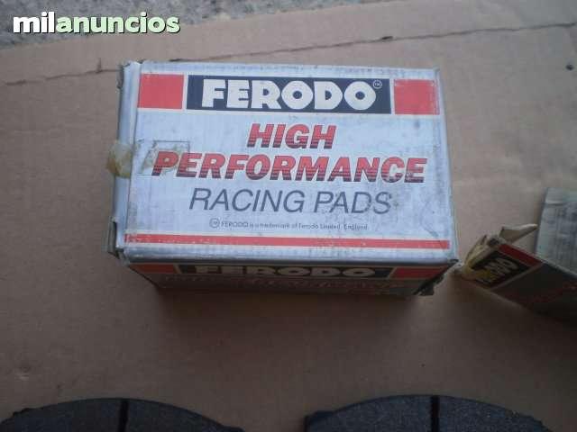 PASTILLAS FRENO FERODO RACING SEAT 124 - foto 3