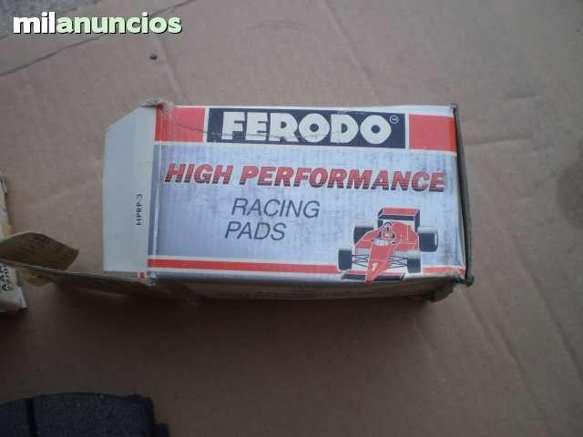 PASTILLAS FRENO FERODO RACING SEAT 124 - foto 4