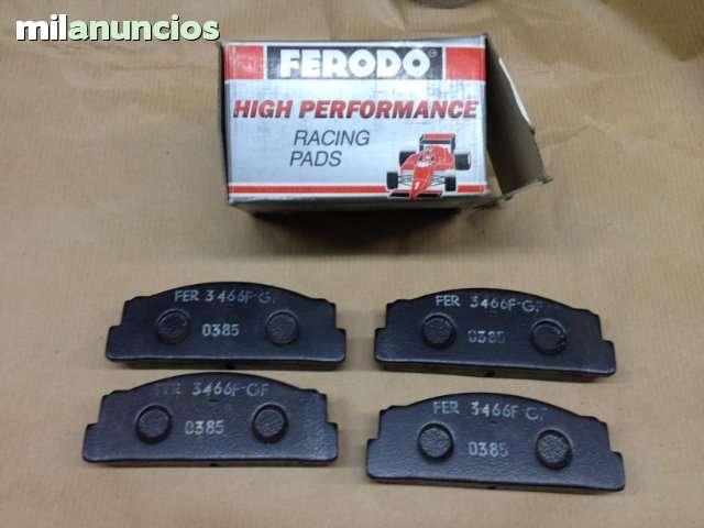 PASTILLAS FRENO FERODO RACING SEAT 124 - foto 5