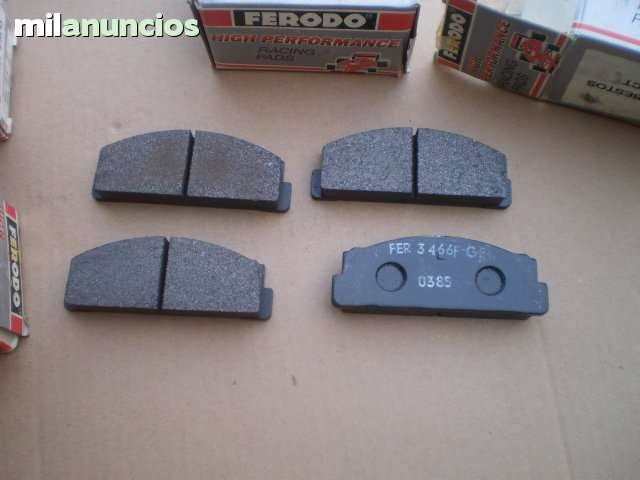 PASTILLAS FRENO FERODO RACING SEAT 124 - foto 7