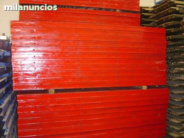 ENCOFRADO DE FORJADO,  LOSA Y MURO - foto 2