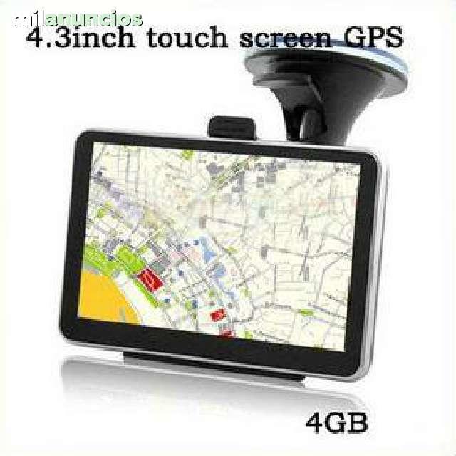 4. 3 GPS COCHE, MOTO BICI CON ENVIO GRATIS - foto 2