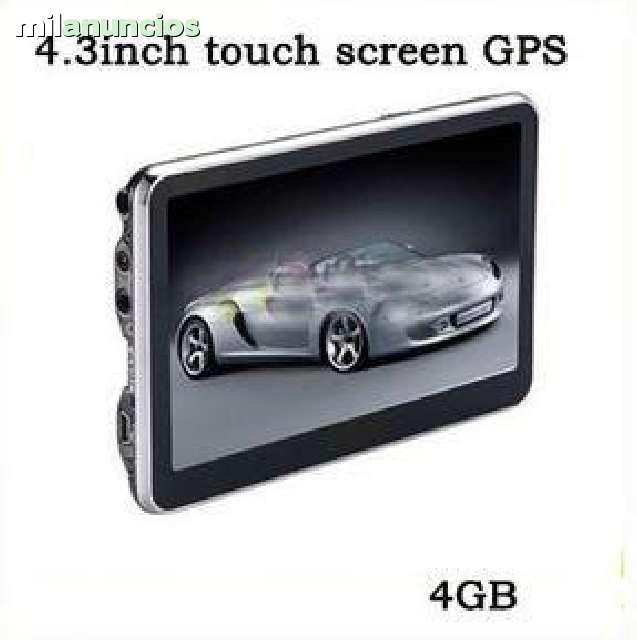 4. 3 GPS COCHE, MOTO BICI CON ENVIO GRATIS - foto 3