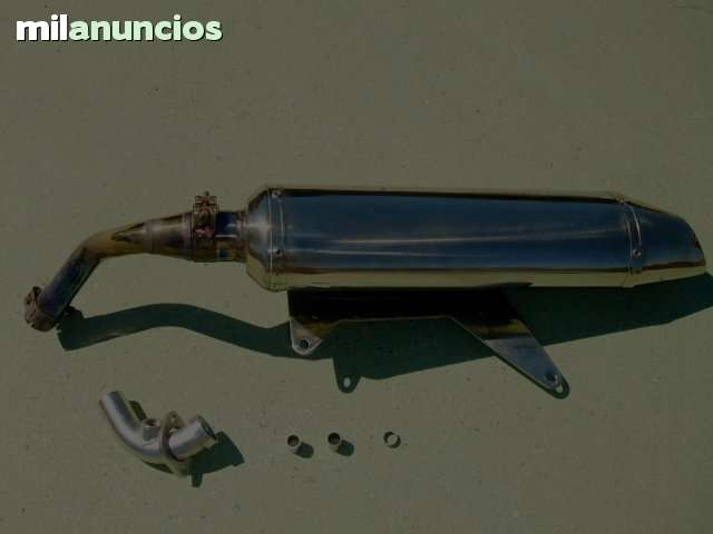 TUBO DE ESCAPE PARA VESPA GTS 300 - foto 1