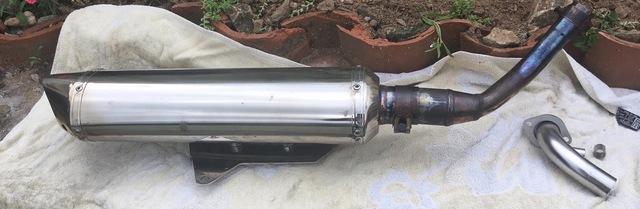 TUBO DE ESCAPE PARA VESPA GTS 300 - foto 6