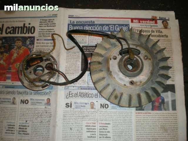ENCENDIDO ELECTRONICO MOTOCULTOR SAGEVI - foto 2