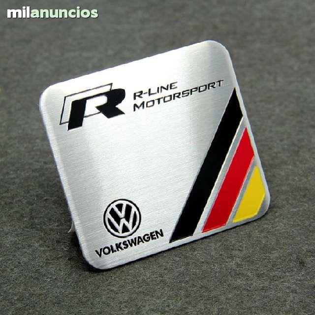 EMBLEMA VW RLINE MOTORSPORT - foto 1