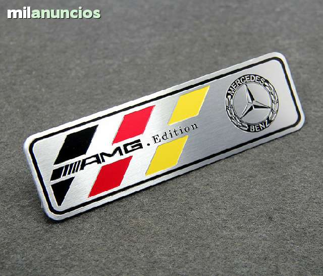 EMBLEMA AMG EDITION GERMANY - foto 1