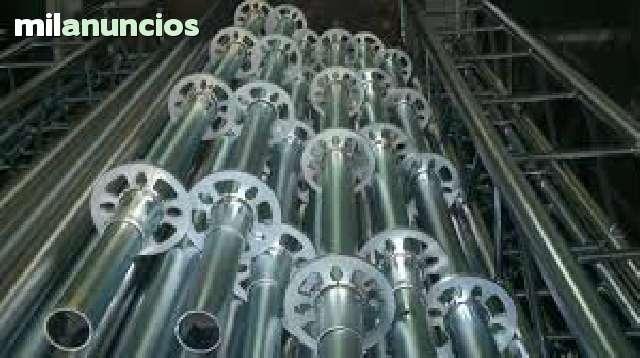 ANDAMIOS/ ESCENARIOS/ PLATAFORMAS - foto 6