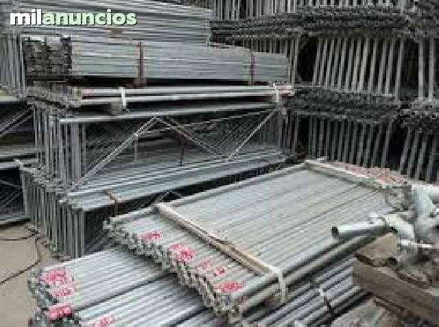 ANDAMIOS/ ESCENARIOS/ PLATAFORMAS - foto 7