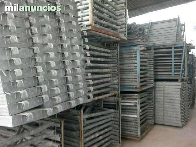 ANDAMIOS/ ESCENARIOS/ PLATAFORMAS - foto 8
