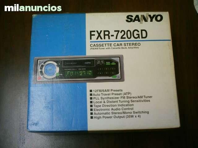 CASSETTE CAR SANYO - foto 1