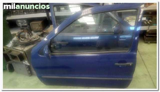 PUERTA IZQUIERDA VW POLO COMPETA.  492954 - foto 1