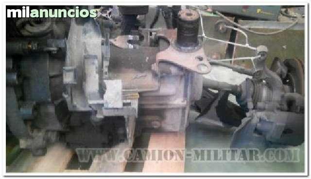 CAJA DE CAMBIOS VOLKSWAGEN POLO GASOLINA - foto 1