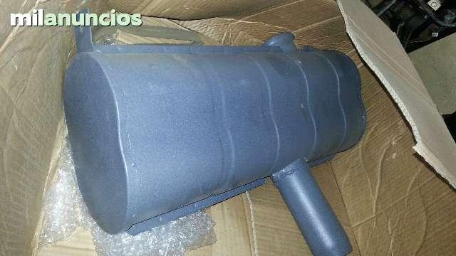 TUBO DE ESCAPE 3140/3340 - foto 1